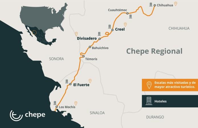 El Chepe - Mexico's Last Great Train Ride - The Maritime Explorer