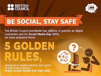british council online internet safety for kids