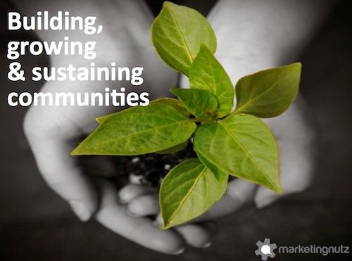 social media strategy community growth sm