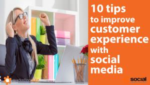 social customer service customer experience