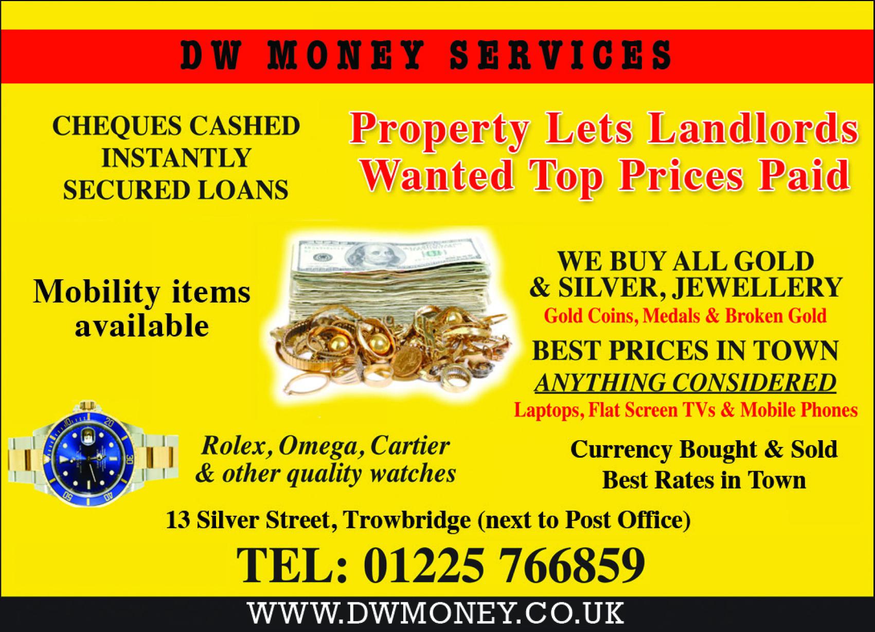 DW Money Services