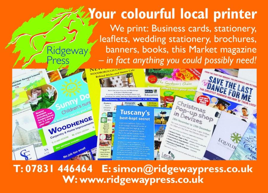 Ridgeway Press 125