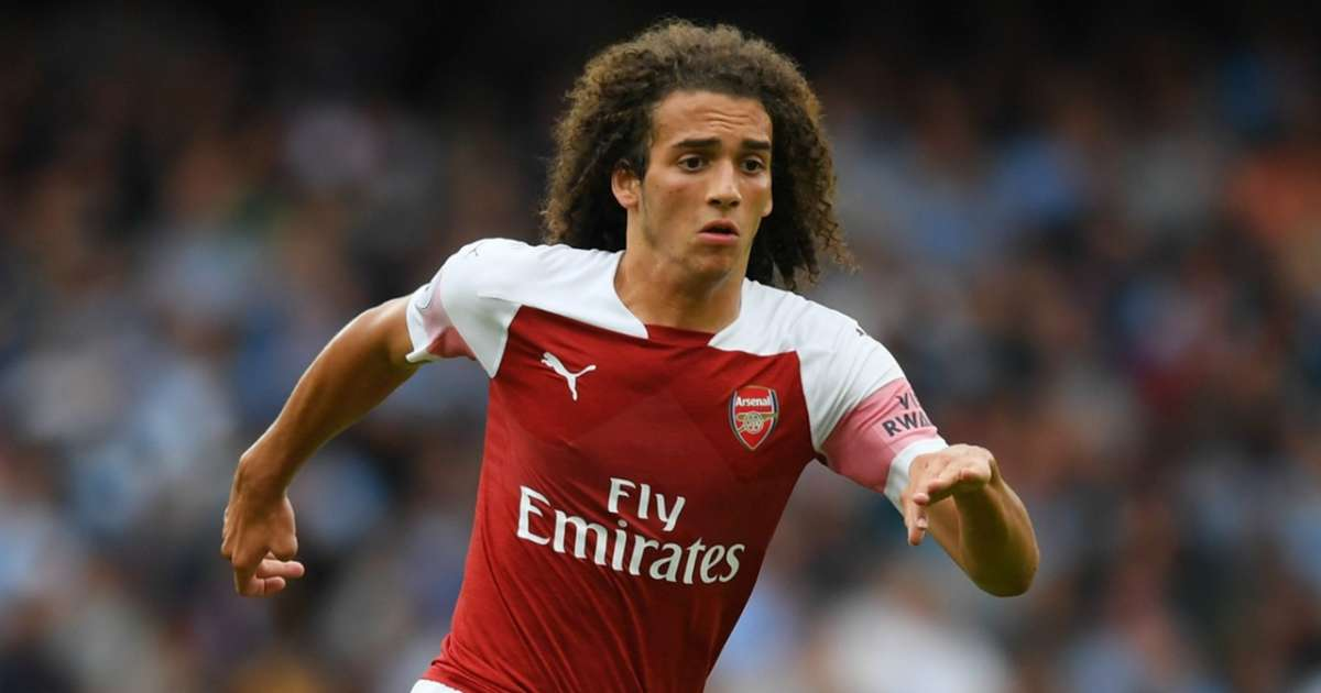 309db650f7a Matteo Guendouzi profile on Arsenal midfielder – Football
