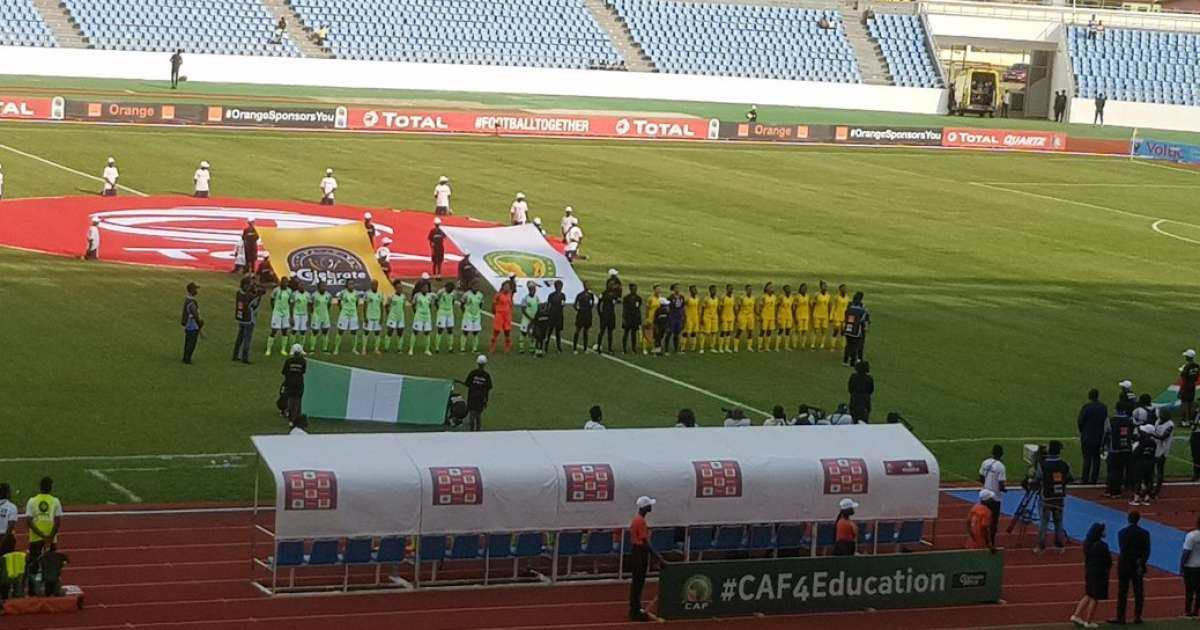 Super Falcons of Nigeria 0 South Africa 1 in AWCON 2018 - Football