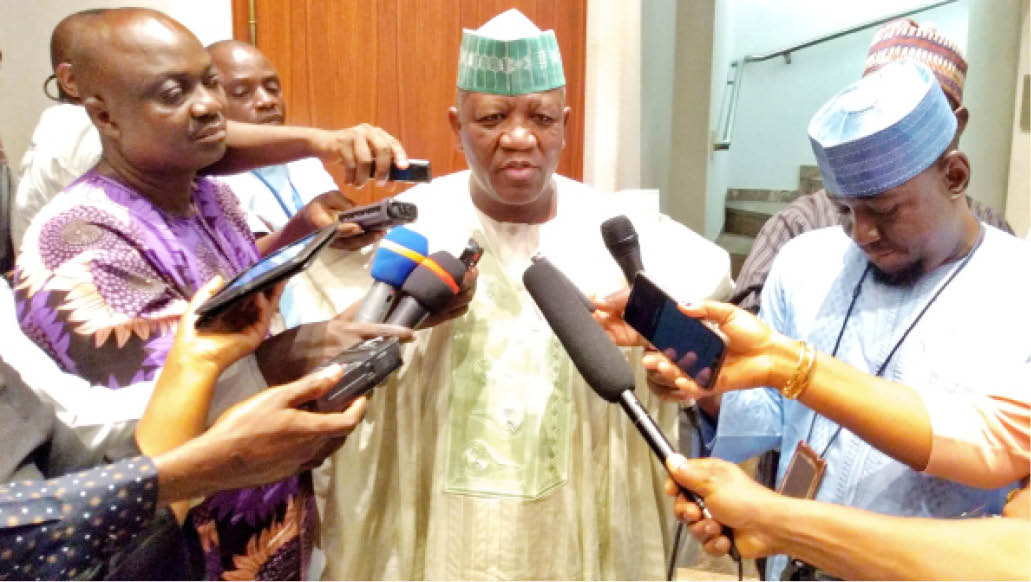 Move closer to flashpoints, Gov Yari orders security chiefs