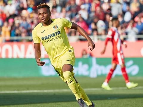 Super Eagles star Samuel Chukwueze scores winning goal to drag Villarreal out of the relegation zone