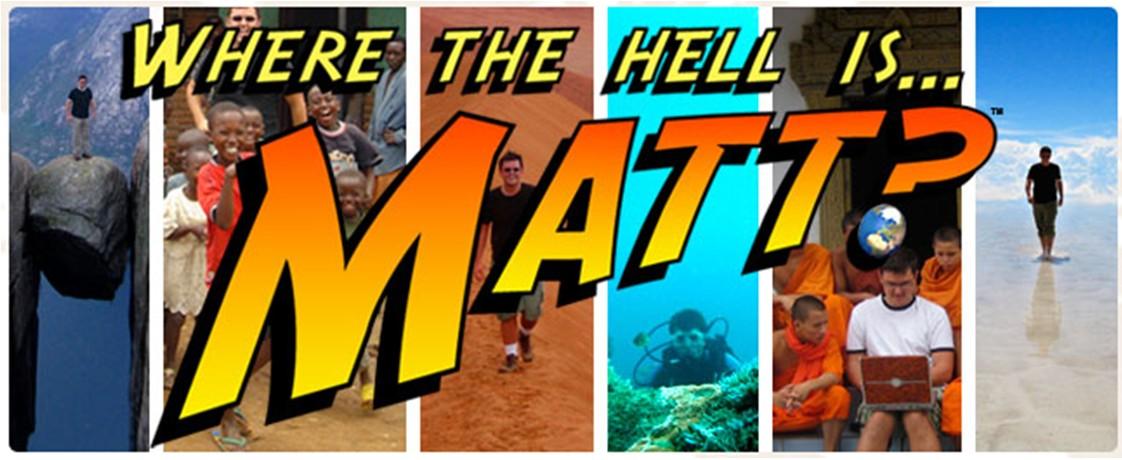 Where is Matt?