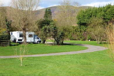 Malvern Authum Show | B&B Camping Site|  Three Counties Ground