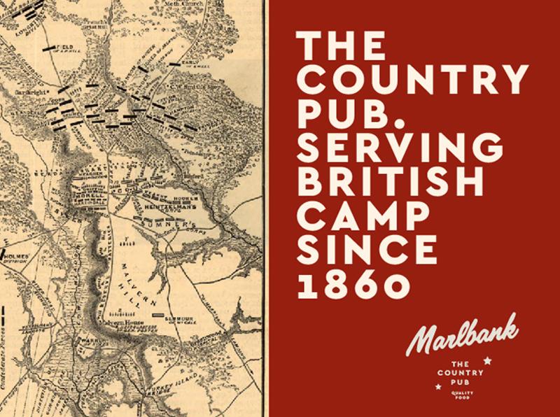 Restaurant & Country Pub near the British Camp, Malvern Hills