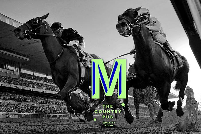 Devoted to Cheltenham Racehorse | Marlbank Pub & Restaurant