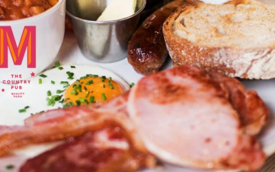 Malvern's Best   Locally Sourced Breakfast and the Top Items!