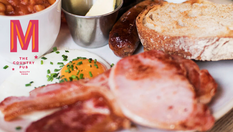 Malvern's Best | Locally Sourced Breakfast and the Top Items!