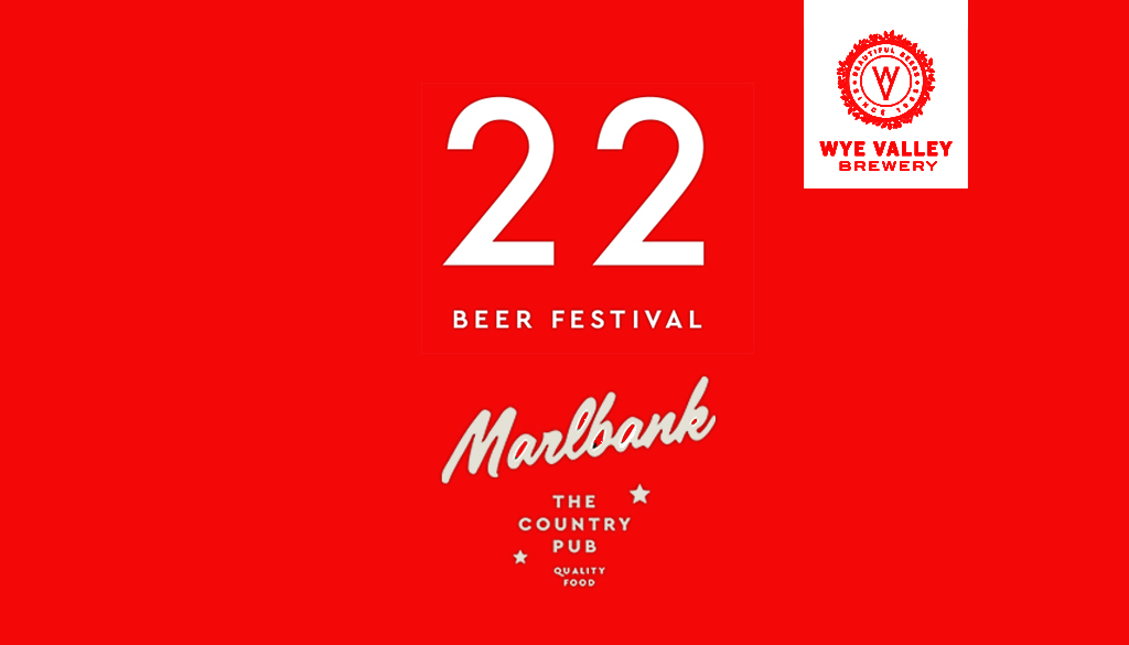 22 Tap Beers Festival at Marlbank Inn, Malvern, Worcestershire