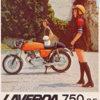 Laverda 750 SF.