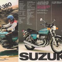 Suzuki GT 380 - take two