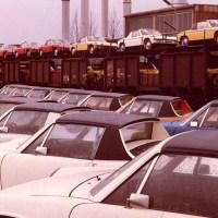 Volkswagen/Porsche 914.