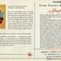 1956 Rambler.