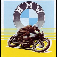 A few more BMW vintage posters.