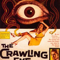 The Crawling Eye.