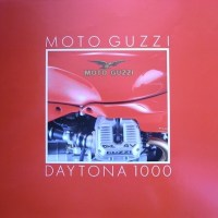 Moto Guzzi Daytona 1000.