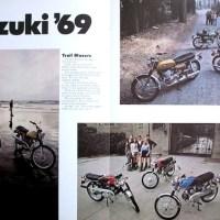 1969 Suzuki.