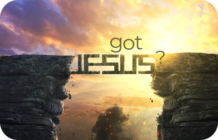 """""""Jesus"""" as a bridge"""