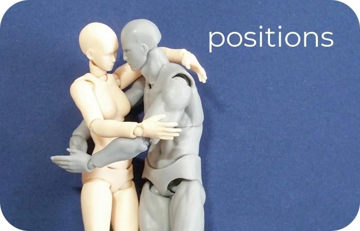 figures hugging