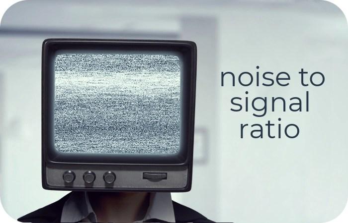 bad signal on TV