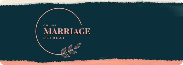 Online Marriage Retreat