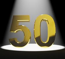 50! Stuart Miles freedigitalphotos.net
