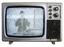 TV with static © Liubirong | Dreamstime.com