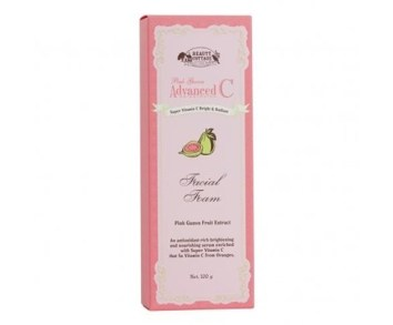 Beauty Cottage Pink Guava Advanced C Brightening Facial Foam