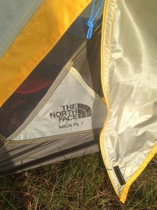 North Face Mica F1