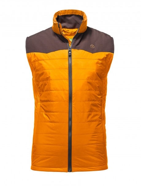 gilet front