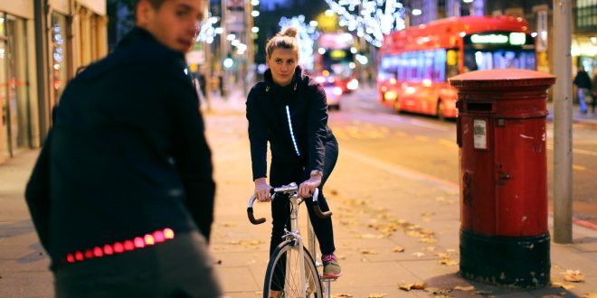 his and hers_cycling streets