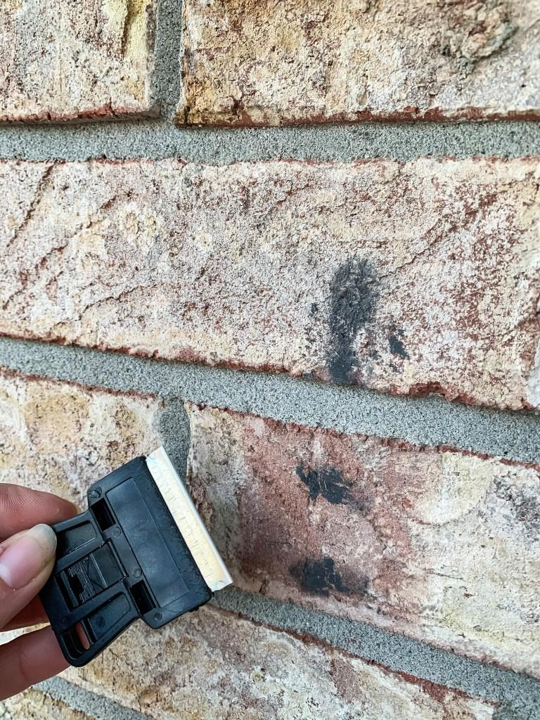 Remove Sugru from Brick