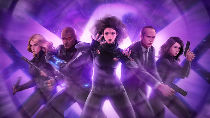 Agents of S.H.I.E.L.D. Future Fight