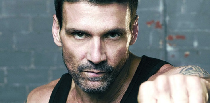 Wizard World Frank Grillo