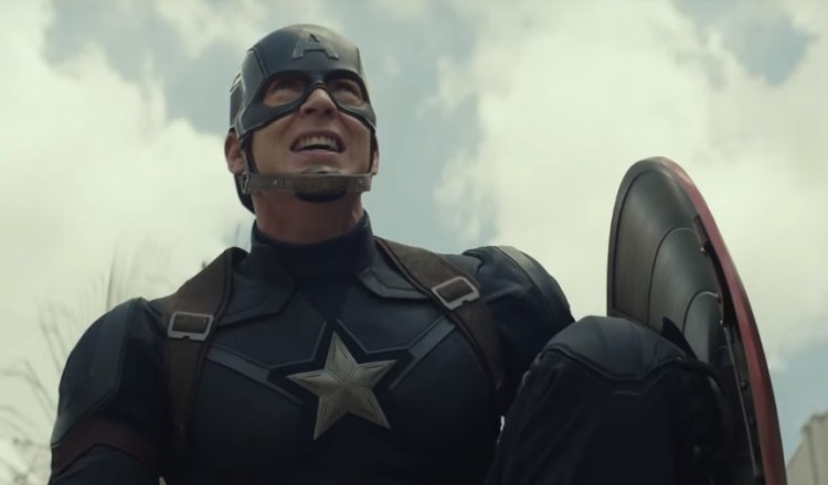 Captain America Civil War Russo Brothers