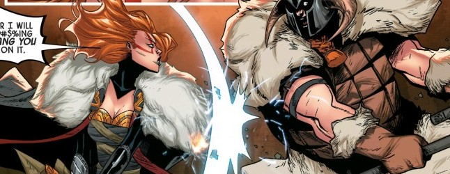 review angela queen of hel 4 is an homage to classic comic