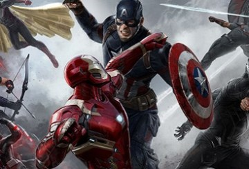 Civil War Movie Trailer Super Bowl