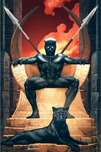 Black Panther: Mighty Men of Marvel