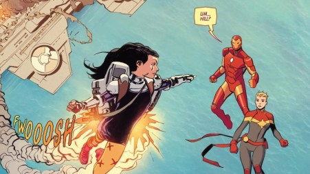 All New Wolverine #9 11