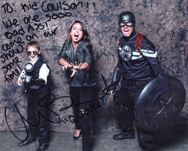 Wizard World Photo ops