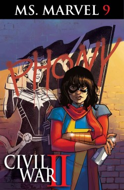 Ms Marvel #9