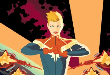 Captain Marvel's Origin Story Will Be Altered For Movie