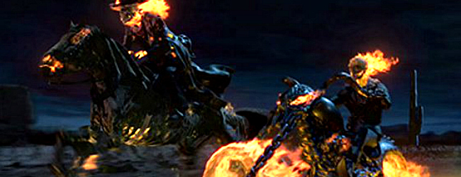 Get To Know Marvel's Ghost Riders: The Phantom Rider - The ...
