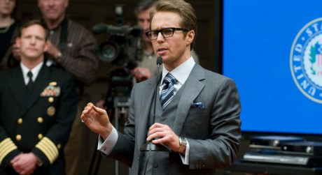 Justin Hammer from Iron Man 2