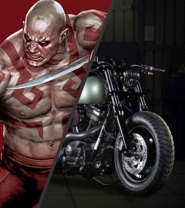 Drax Fat Bob® Unrelenting