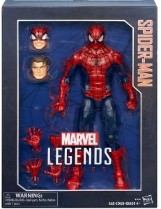 Marvel Legends Spiderman Hasbro